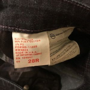 Ag Adriano Goldschmied Jeans - adriano goldschmied AG Jeans